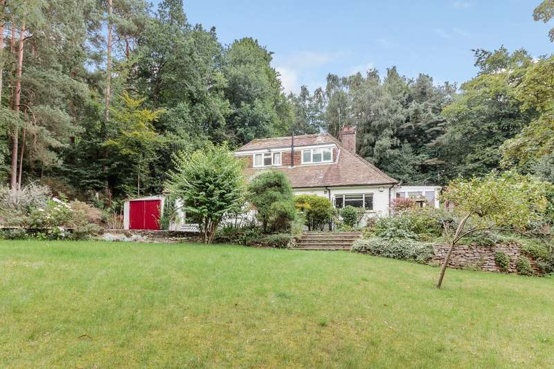 3 Bedrooms Detached House for sale in Lower Bourne