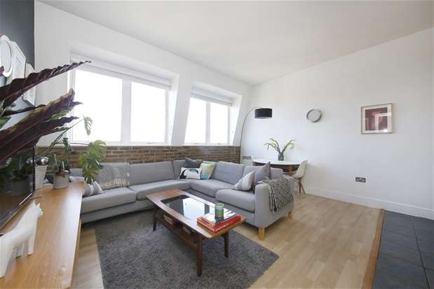 2 Bedrooms Flat for sale in Peckham Grove, Peckham