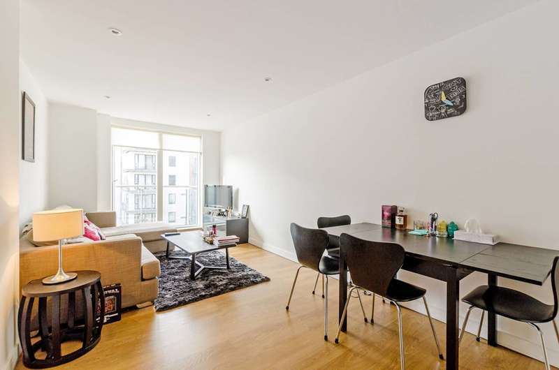 2 Bedrooms Flat for sale in Seven Sea Gardens, Bow, E3
