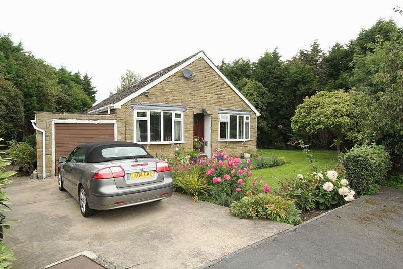 3 Bedrooms Detached Bungalow for sale in West Garth, Ulleskelf, Tadcaster, North Yorkshire, LS24 9EX