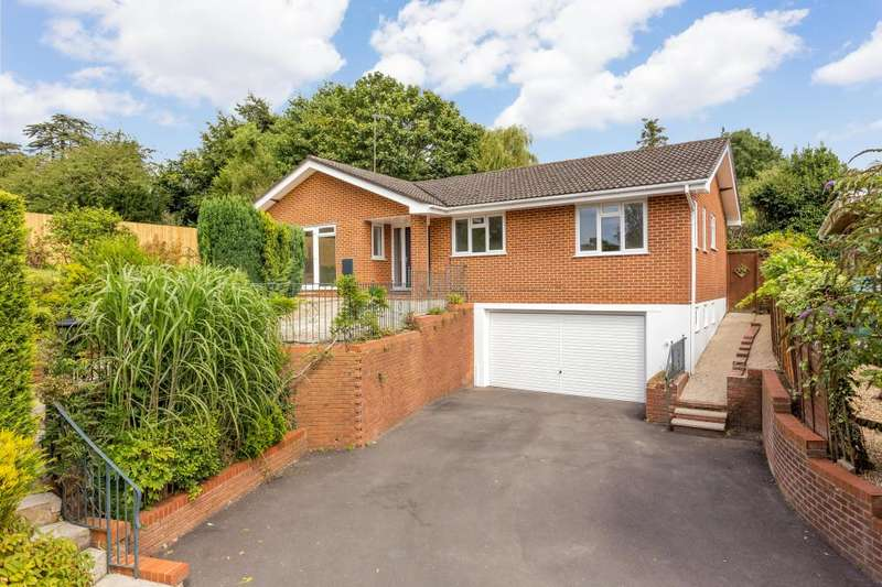 4 Bedrooms Bungalow for sale in Wimborne, Dorset