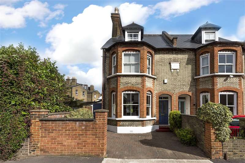 5 Bedrooms Semi Detached House for sale in East Road, Kingston upon Thames, KT2