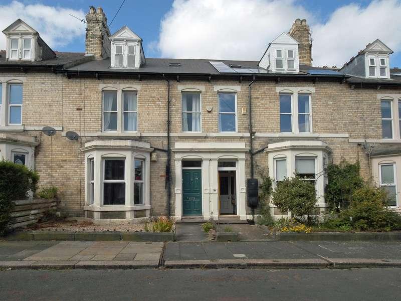 3 Bedrooms Maisonette Flat for sale in Queens Road, Jesmond, Newcastle Upon Tyne