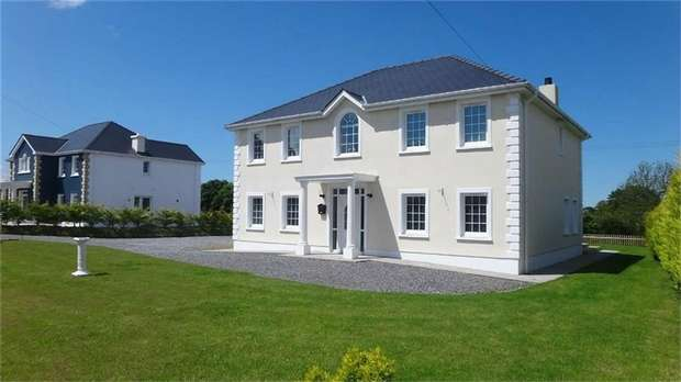5 Bedrooms Detached House for sale in Ffostrasol, Llandysul, Ceredigion