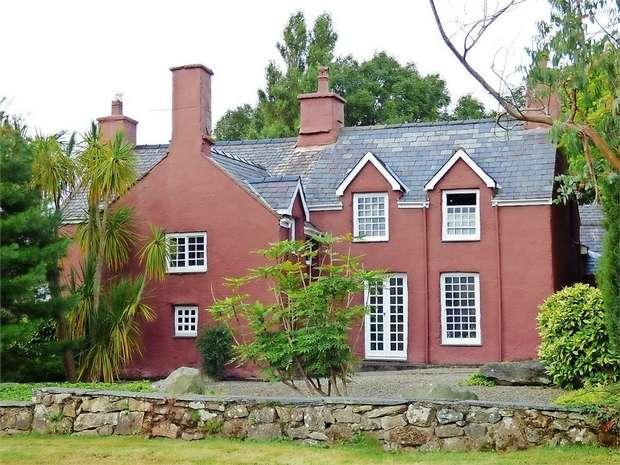 5 Bedrooms Detached House for sale in Brynsiencyn, Brynsiencyn, Llanfairpwllgwyngyll, Anglesey