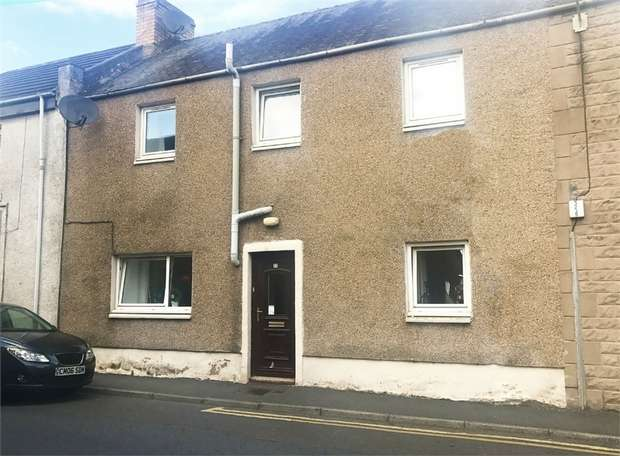 3 Bedrooms Terraced House for sale in Causewayend, Coupar Angus, Blairgowrie, Perth and Kinross