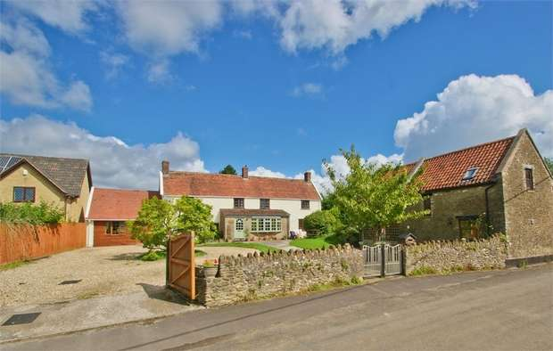 7 Bedrooms Detached House for sale in Wanstrow, Somerset