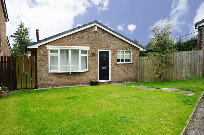 3 Bedrooms Detached Bungalow for sale in Thursford Grove, Blackrod