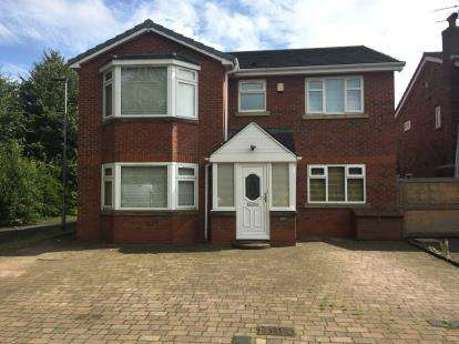 4 Bedrooms Detached House for sale in Cardigan Close, Callands, Warrington, Cheshire
