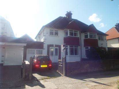 3 Bedrooms Semi Detached House for sale in Eaton Road, West Derby, Liverpool, Merseyside, L12
