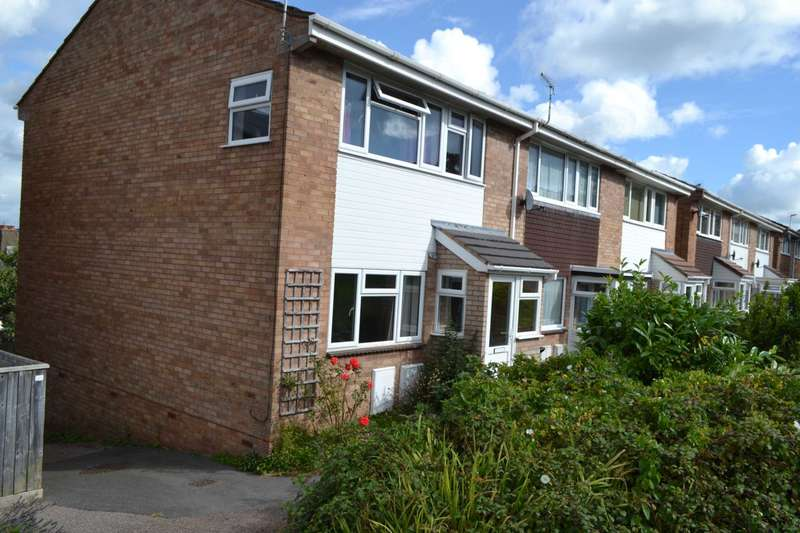 3 Bedrooms End Of Terrace House for sale in Westward Drive, Exmouth
