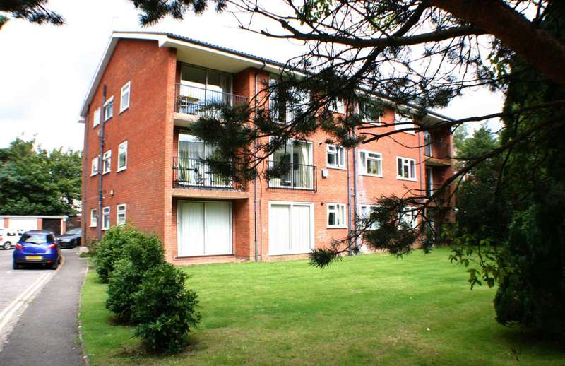 2 Bedrooms Apartment Flat for sale in Dean Park Road, Dean Park