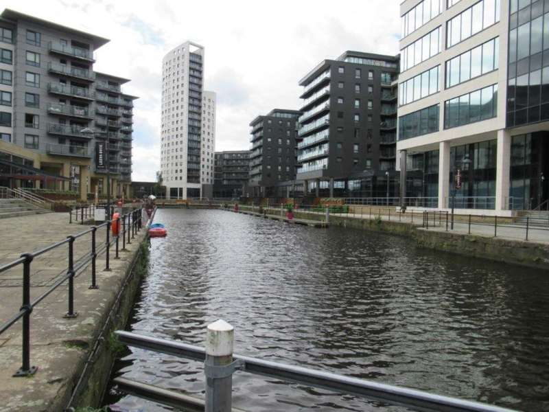 1 Bedroom Apartment Flat for sale in The Boulevard, Leeds