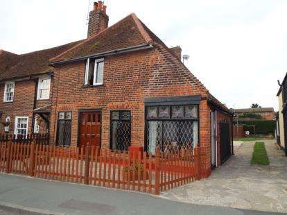 3 Bedrooms End Of Terrace House for sale in Brightlingsea, Colchester, Essex