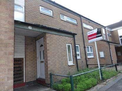 2 Bedrooms Terraced House for sale in Bosworth Walk, Meadows, Nottingham, Nottinghamshire