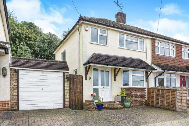 3 Bedrooms Semi Detached House for sale in Bookham, Leatherhead, Surrey