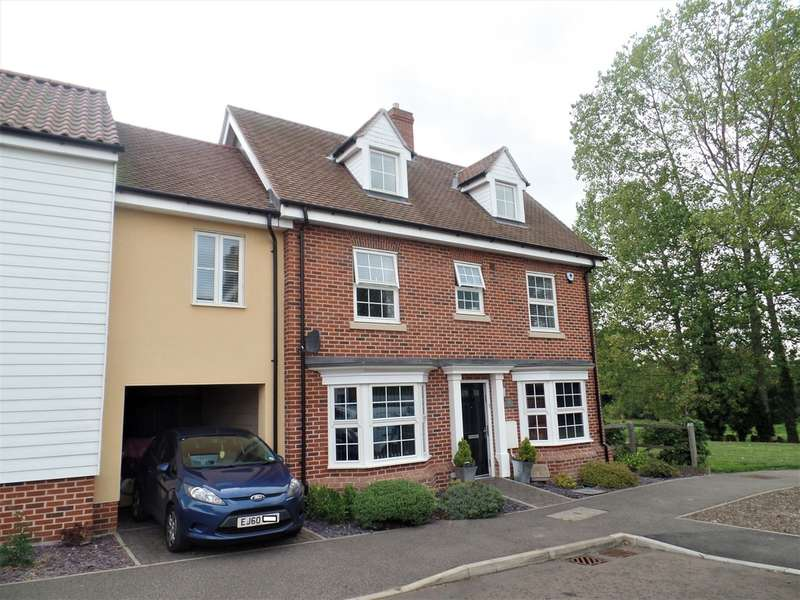 4 Bedrooms Semi Detached House for sale in Turner Close, Clacton on Sea