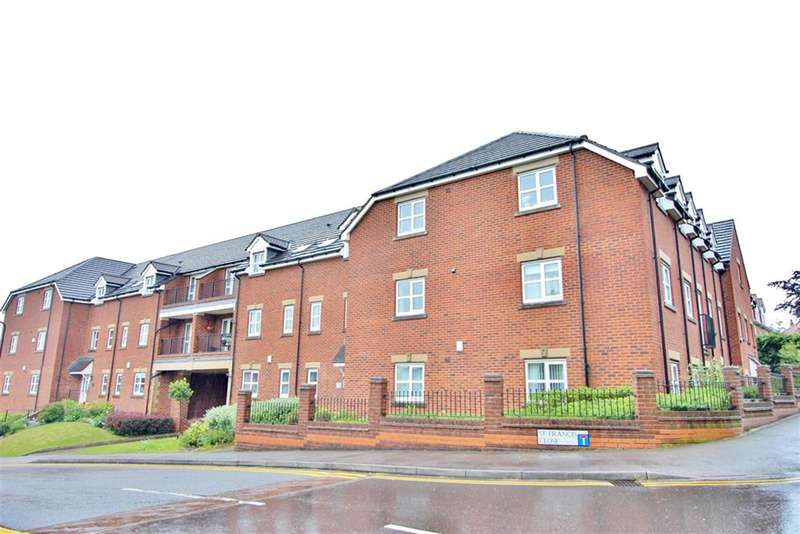 3 Bedrooms Flat for sale in St. Francis Close, Sandygate, Sheffield, S10 5SX
