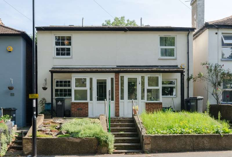 2 Bedrooms Semi Detached House for sale in Purley View Terrace, South Croydon, Surrey, CR2