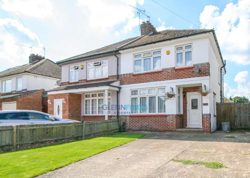 3 Bedrooms Semi Detached House for sale in Blumfield Crescent,