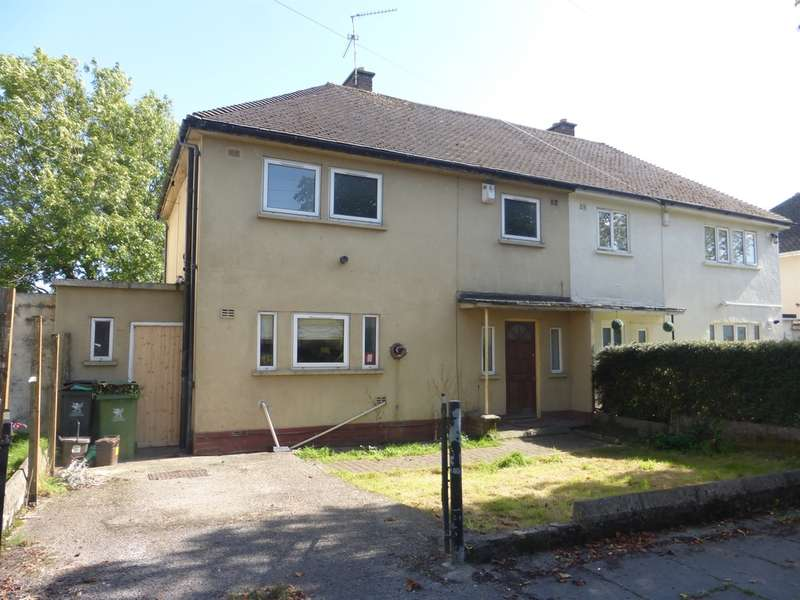 3 Bedrooms Semi Detached House for sale in Harris Avenue, Rumney, Cardiff