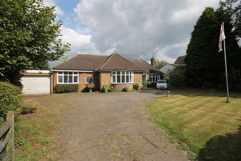 3 Bedrooms Detached Bungalow for sale in Three Trees, Redditch, B98