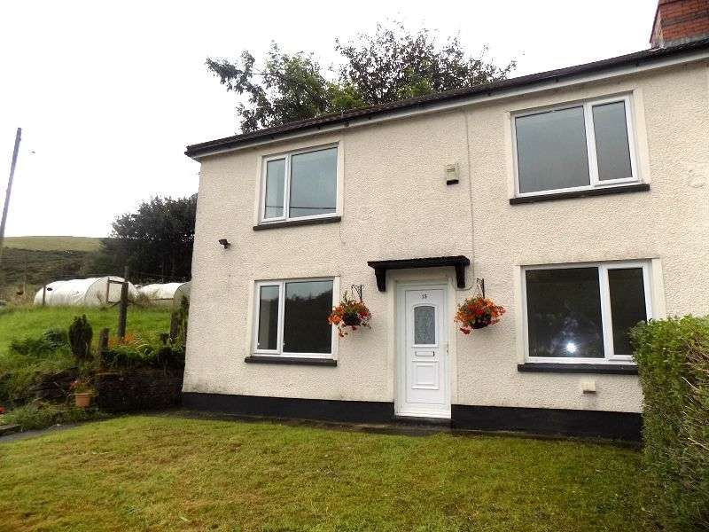 2 Bedrooms Semi Detached House for sale in Heol Y Tyla, Duffryn Rhondda, Port Talbot, Neath Port Talbot. SA13 3EY