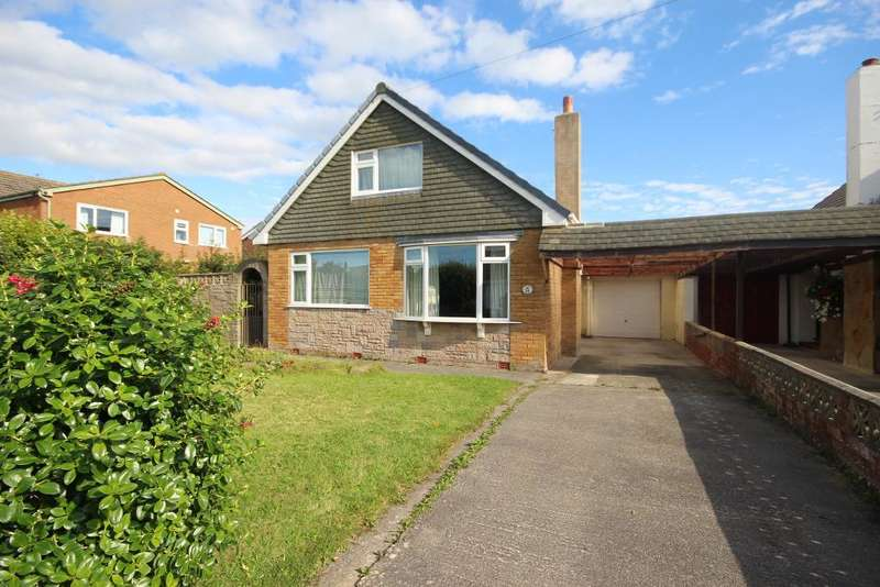 4 Bedrooms Detached Bungalow for sale in Falmouth Avenue, Fleetwood, Lancashire, FY7 8NS