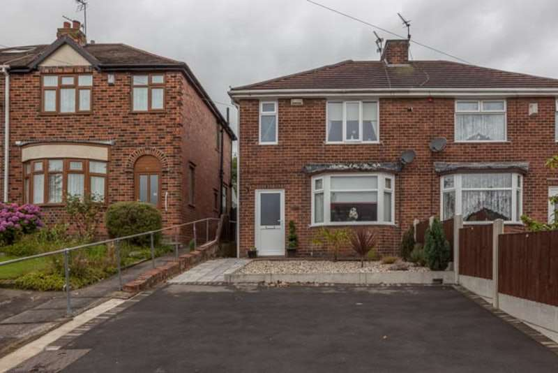 3 Bedrooms Semi Detached House for sale in upper dunstead rd, langley mill, Nottinghamshire, NG16