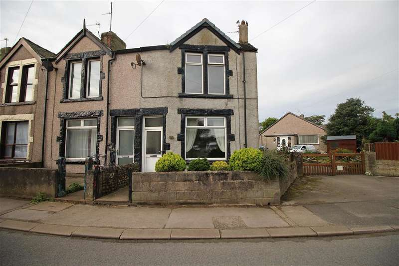 3 Bedrooms Terraced House for rent in Main Street, HAVERIGG