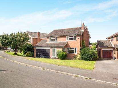 4 Bedrooms Detached House for sale in Willow Road, West Bridgford, Nottingham, Nottinghamshire