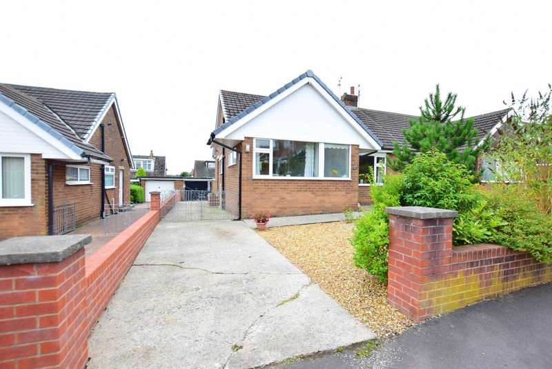 2 Bedrooms Semi Detached Bungalow for sale in Tebay Avenue, Kirkham