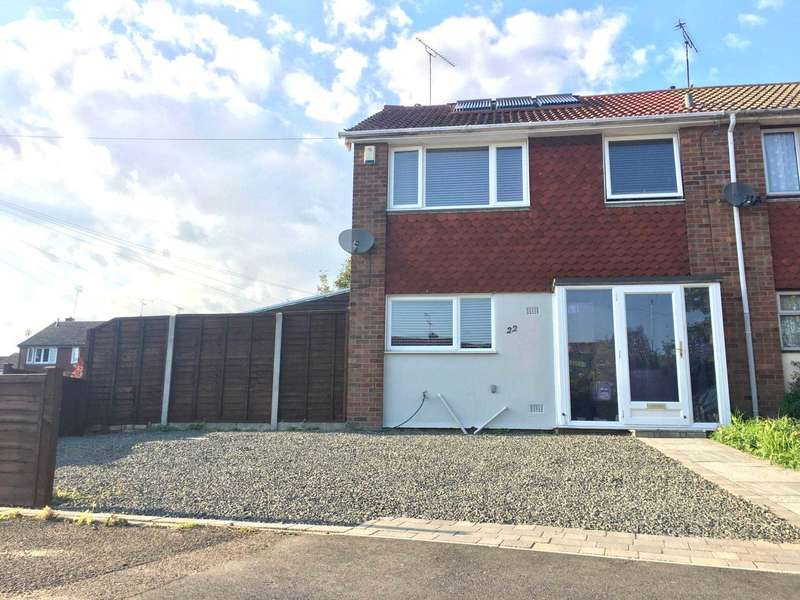 3 Bedrooms End Of Terrace House for sale in Viking Road, Maldon