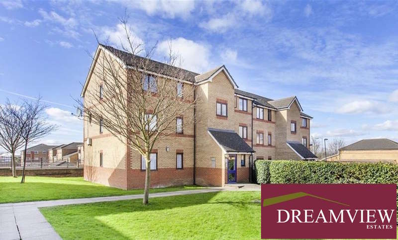 2 Bedrooms Ground Flat for sale in DRAYCOTT CLOSE, OFF SOMERTON ROAD,, CRICKLEWOOD, LONDON, NW2