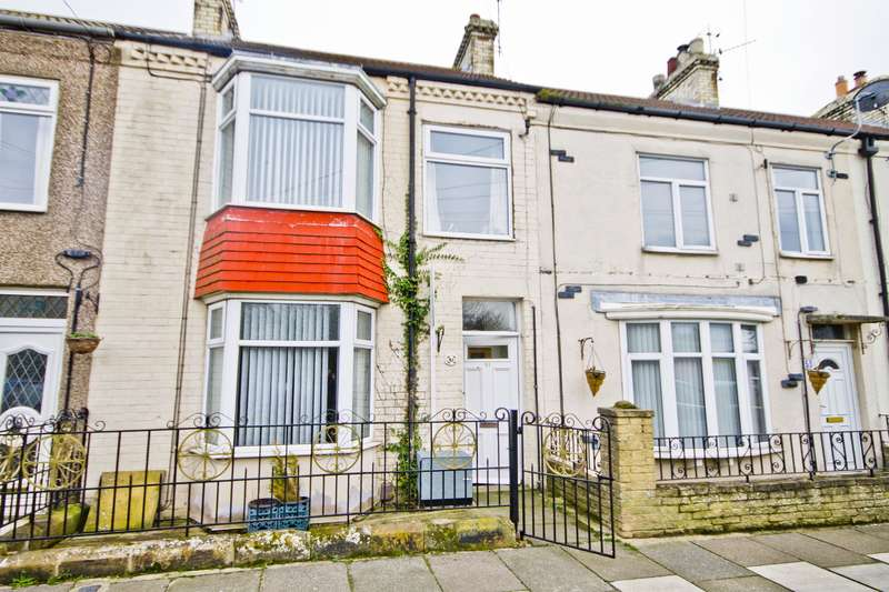 3 Bedrooms Terraced House for sale in Boosbeck Road, Skelton-in-Cleveland, Saltburn-by-the-Sea, TS12 2DG