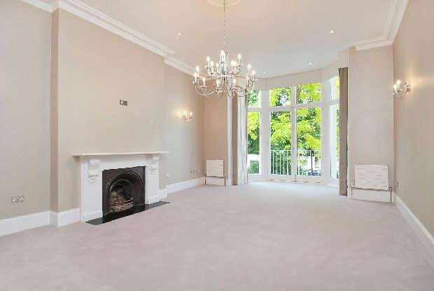 2 Bedrooms Flat for sale in Belsize Park Gardens, Belsize Park, NW3
