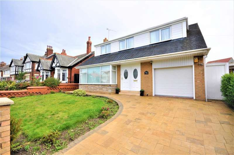 3 Bedrooms Detached Bungalow for sale in Devonshire Road, Bispham, Blackpool, Lancashire, FY2 0RA