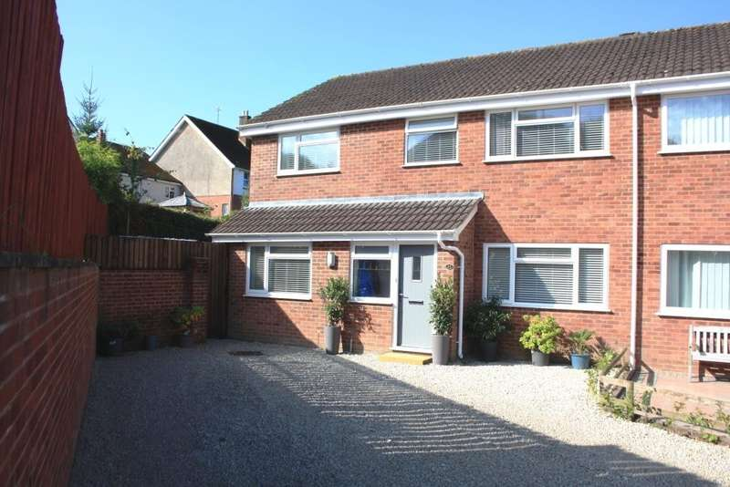 4 Bedrooms Semi Detached House for sale in Ottery St Mary
