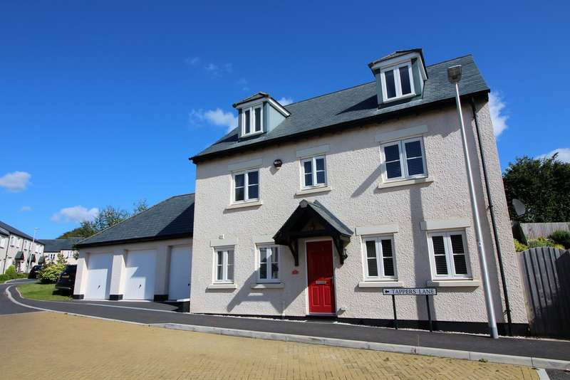 6 Bedrooms Detached House for sale in Tappers Lane, Yealmpton, Plymouth