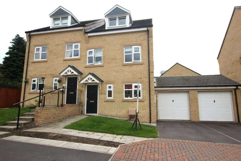 3 Bedrooms Property for sale in Pattinson Drive, Crawcrook, Ryton, NE40