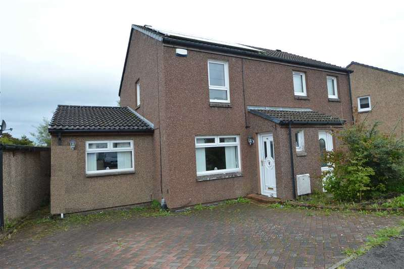 4 Bedrooms Semi Detached House for sale in Ailsa Court, Hamilton