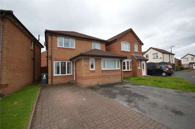 3 Bedrooms Detached House for sale in Masefield Close, New Ferry, Merseyside