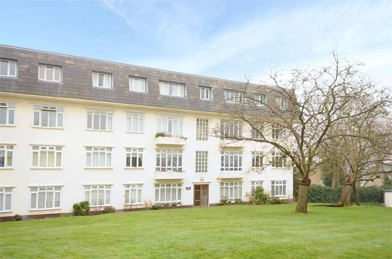 2 Bedrooms Flat for sale in Park Court Lawrie Park Road, London