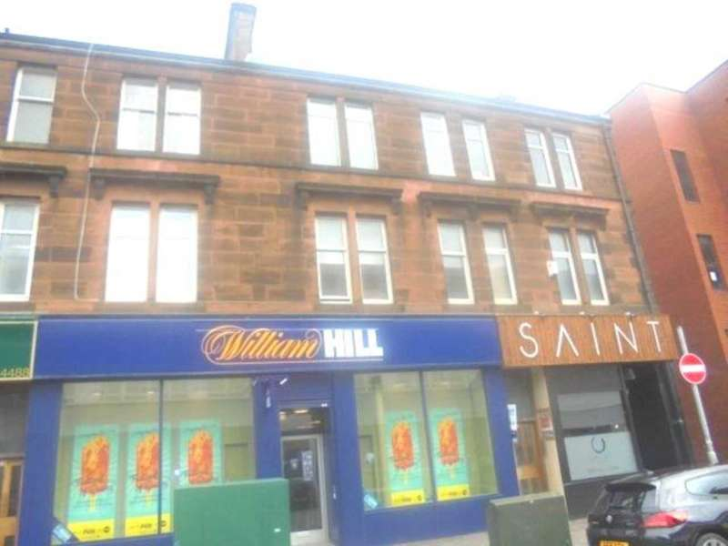 1 Bedroom Flat for sale in Crow Road, Anniesland