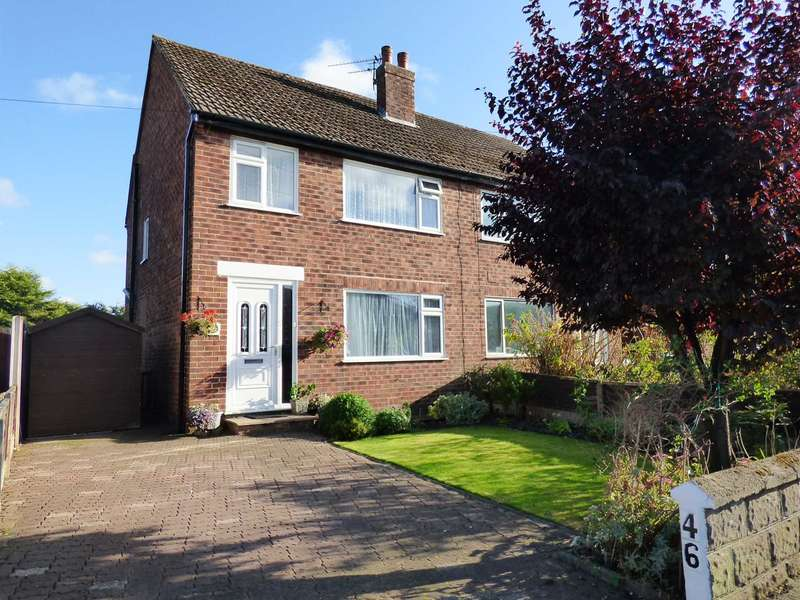 3 Bedrooms Semi Detached House for sale in Mythop Road, Lytham