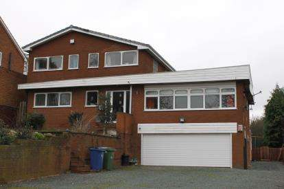 4 Bedrooms Detached House for sale in Littleworth Hill, Hednesford, Cannock, Staffordshire