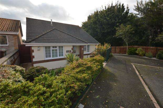 3 Bedrooms Detached Bungalow for sale in Raleigh Court, Plymouth, Devon
