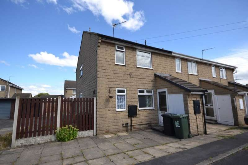 1 Bedroom Flat for sale in Barnet Grove, Morley, Leeds, LS27