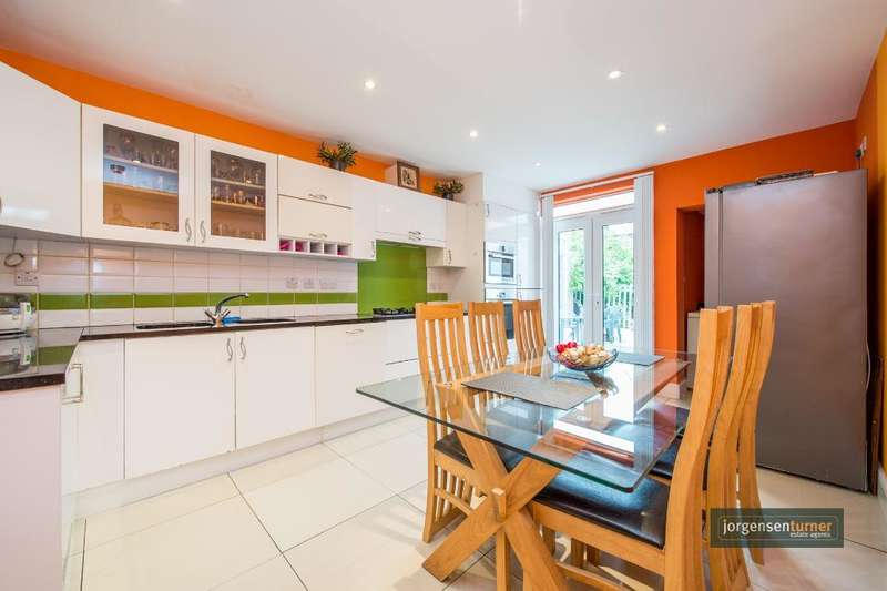 4 Bedrooms House for sale in Wakeman Road, Kensal Green, London, NW10 5BJ