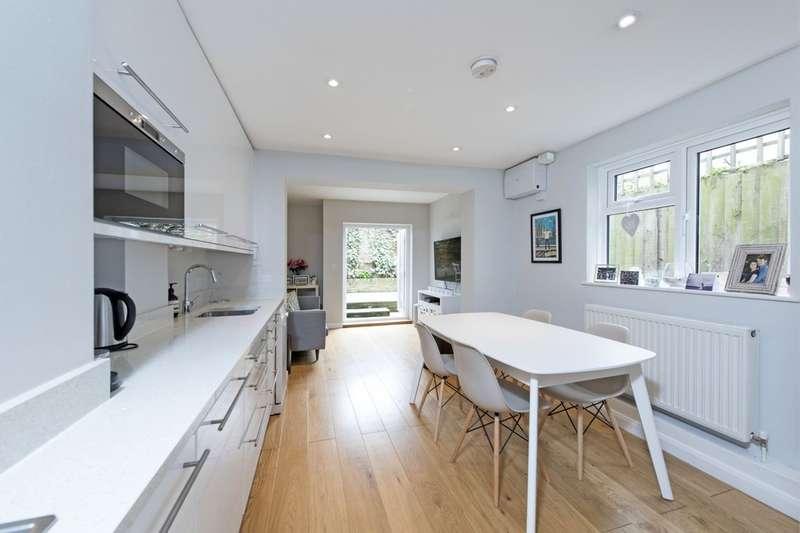 2 Bedrooms Flat for sale in Bramfield Road, Battersea, London